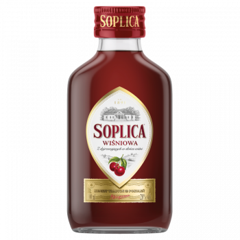 Soplica wiśniowa Likier 100 ml