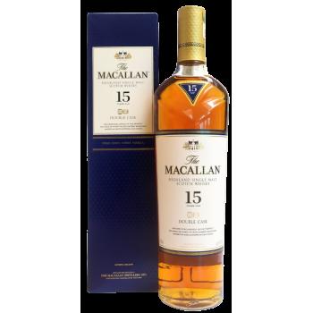 MACALLAN 15YO DOUBLE CASK 0,7l