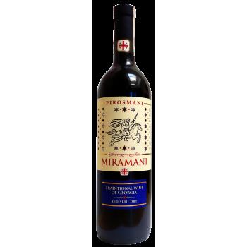 MIRAMANI PIROSMANI RED 0,75L