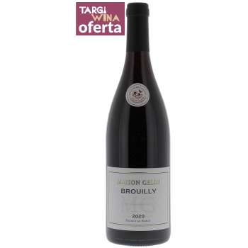 MAISON GELIN BROUILLY 0,75l